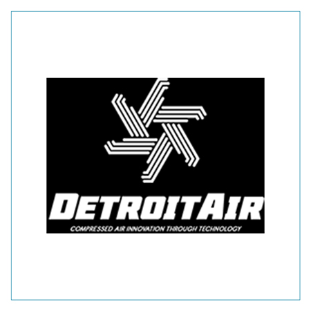 Compressor and Engine Engineering brands Detroit Air